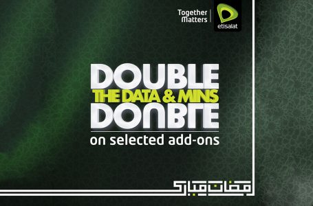 Etisalat offers special bundles and amazing deals this Ramadan